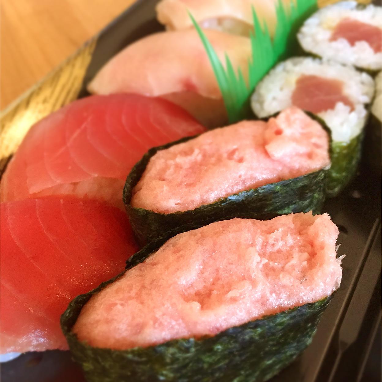 三崎寿司盛り